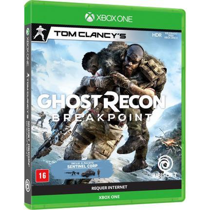 Jogo Tom Clancys Ghost Recon Breakpoint - Xbox One - Ubisoft