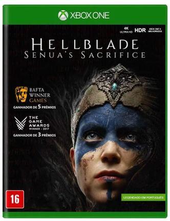 Jogo Hellblade Senua Sacrifice - Xbox One - Ninja Theory