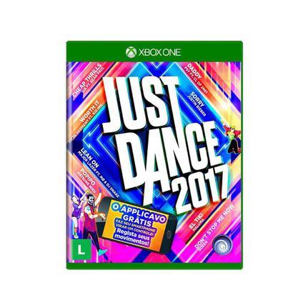 Jogo Just Dance 2017 - Xbox One - Ubisoft