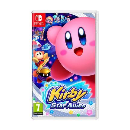 Jogo Kirby Star Allies - Switch - Nintendo
