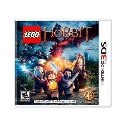 Jogo Lego o Hobbit - 3ds - Warner Bros Interactive Entertainment