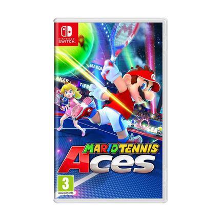 Jogo Mario Tennis Aces - Switch - Nintendo