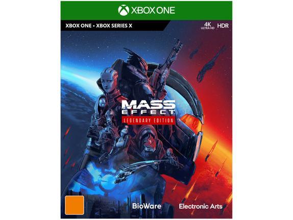 Jogo Mass Effect: Legendary Edition - Xbox One - Ea Games