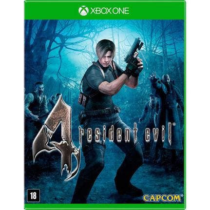 Jogo Resident Evil 4 Remastered - Xbox One - Capcom