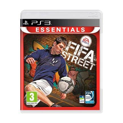 Jogo Fifa Street Essentials - Playstation 3 - Ea Sports