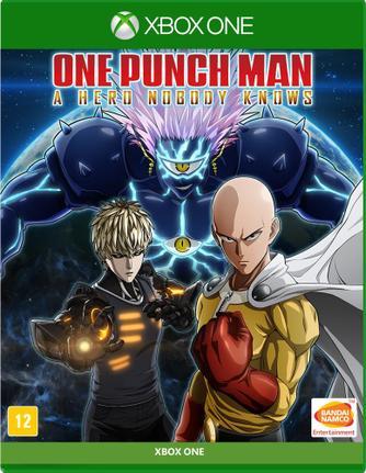 Jogo One Punch Man: a Hero Nobody Knows - Xbox One - Spike Chunsoft