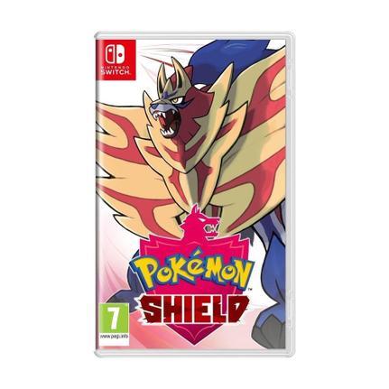 Jogo Pokémon Shield - Switch - Game Freak