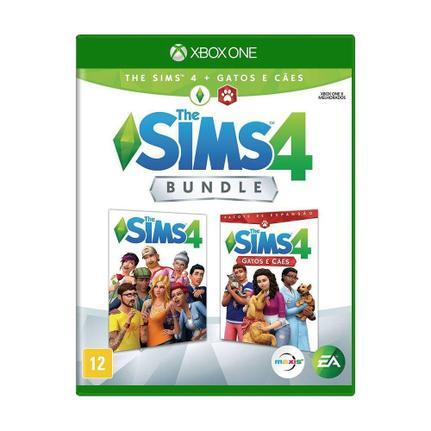 Jogo The Sims 4 - Bundle - Xbox One - Ea Games