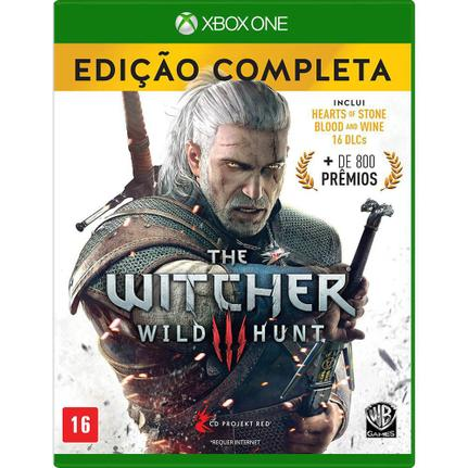 Jogo The Witcher 3 Wild Hunt Complete Edition - Xbox One - Microsoft