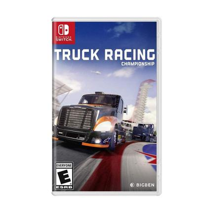 Jogo Truck Racing Championship - Switch - Bigben Interactive
