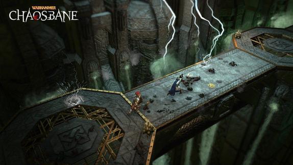 Jogo Warhammer: Chaosbane - Xbox One - Bigben Interactive