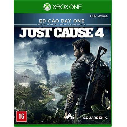 Jogo Just Cause 4 - Xbox One - Square Enix