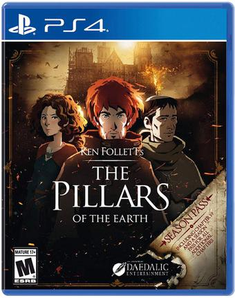 Jogo Ken Folletts The Pillars Of The Earth - Playstation 4 - Sony