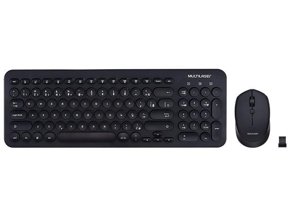 Kit Teclado e Mouse Tc231 Multilaser