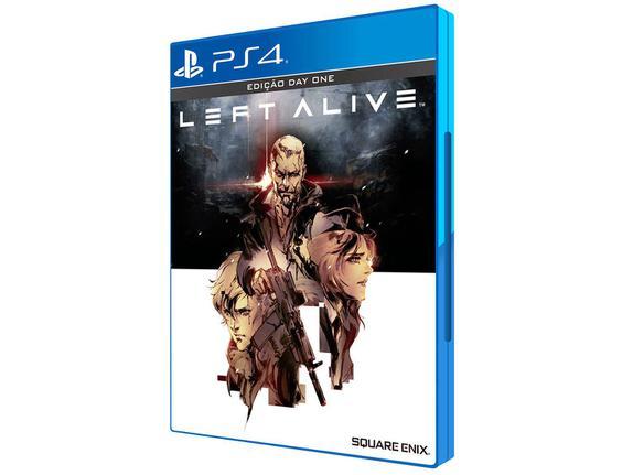 Jogo Left Alive - Playstation 4 - Square Enix