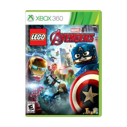 Jogo Lego Vingadores - Xbox 360 - Warner Bros Interactive Entertainment