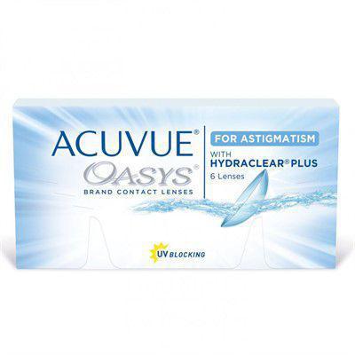 089b581bbb Lente de Contato Acuvue Oasys Astigmatismo - Acuvue johnson e johnson R$  210,22 à vista. Adicionar à sacola