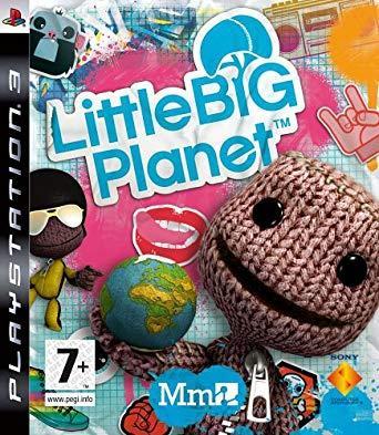 Jogo Little Big Planet - Playstation 3 - Sieb