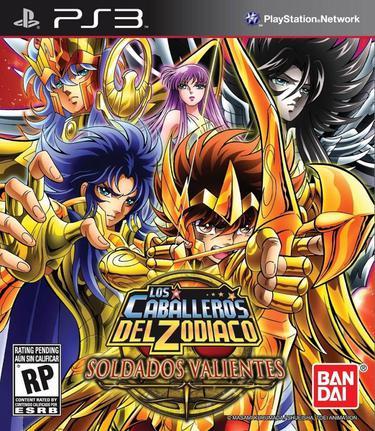 Jogo os Cavaleiros do Zodíaco: Soldados Valientes - Playstation 3 - Bandai Namco Games