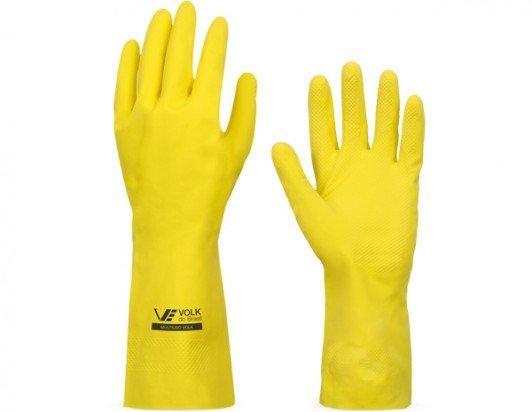 Luva Latex Multiuso Amarela (Par) Tamanho G - Volk do brasil R  1,47 à  vista. Adicionar à sacola 22dbd9422c