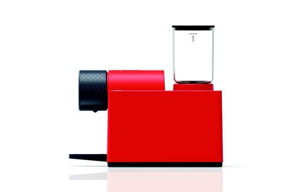 Cafeteira Expresso Delta Q Qlip Vermelho 110v