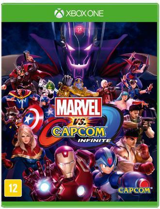 Jogo Marvel Vs. Capcom: Infinite - Xbox One - Capcom