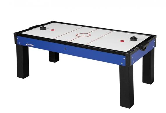 96b19d89e0 Mesa Aero Hockey Jogos Disco De Mesa Brinquedo 1045 - Klopf - Jogos ...