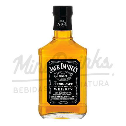 9798d80b00 Mini Whisky Jack Daniels 200ml - Whisky - Magazine Luiza