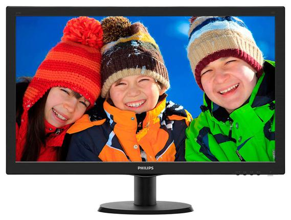 "Monitor 27"" Lcd Philips Full Hd - 273v5lhab/00"