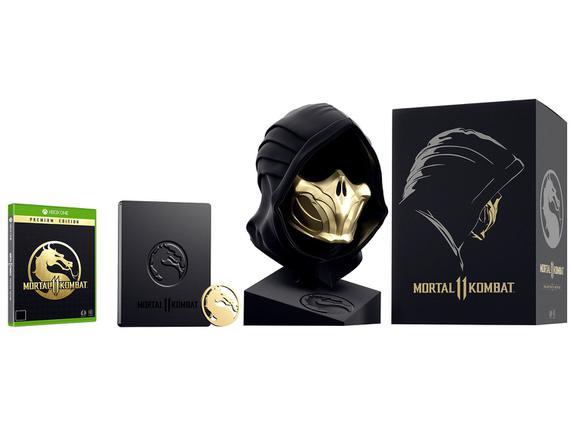 Jogo Mortal Kombat 11 - Kollectors Edition - Xbox One - Warner Bros Interactive Entertainment