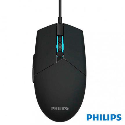Mouse 2400 Dpis Momentum Philips
