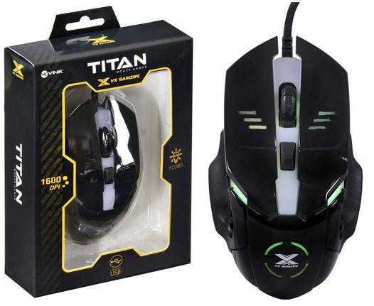 Mouse 1600 Dpis Vx Titan Vinik