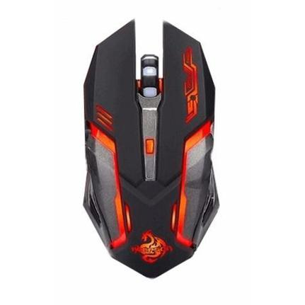 Mouse Wireless 2000 Dpis Neon Gxw-900 Hoopson