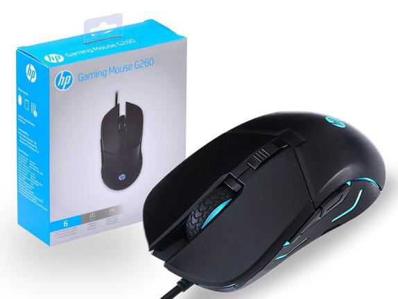 Mouse Usb G260 Hp