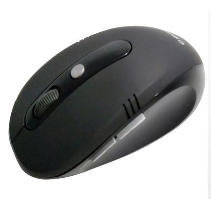 Mouse Wireless 1600 Dpis Eo-462w Evolut