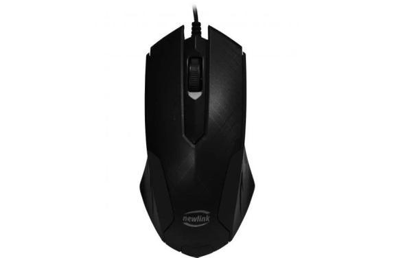 Mouse Óptico Led 10000 Dpis Smart Mo229 Newlink