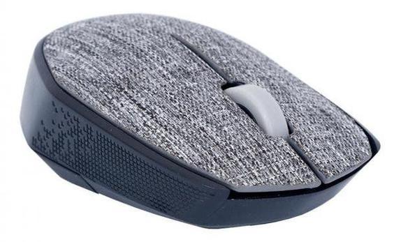 Mouse Cinza Mo-1533 Goldship