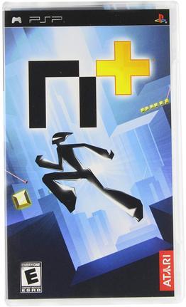 Jogo N+ - Psp - Atari