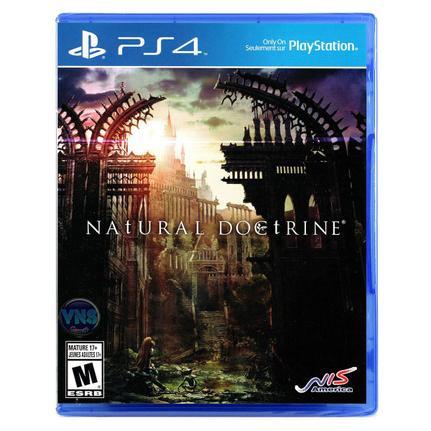 Jogo Natural Doctrine - Playstation 4 - Nis America
