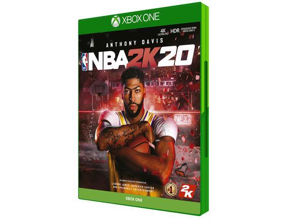 Jogo Nba 2k20 - Xbox One - 2k Sports