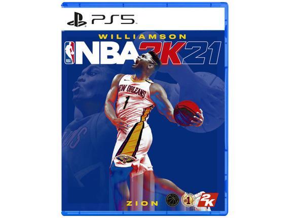Jogo Nba 2k21 - Playstation 5 - 2k Sports
