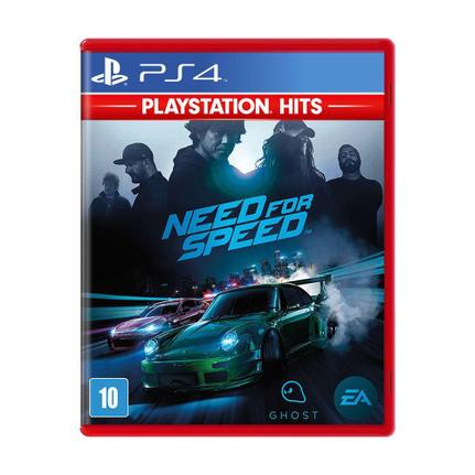 Jogo Need For Speed - Playstation 4 - Ea Games