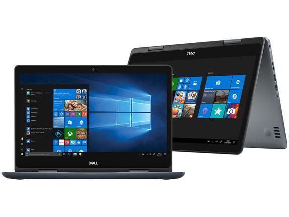 "Notebook - Dell I14-5481-a30s I7-8565u 1.80ghz 8gb 1tb Padrão Intel Hd Graphics 620 Windows 10 Professional Inspiron 14"" Polegadas"