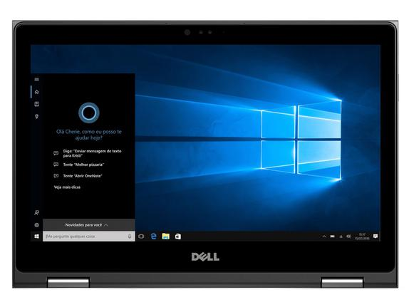 "Notebook - Dell I13-5378-b30c I7-7500u 2.70ghz 8gb 1tb Padrão Intel Hd Graphics 620 Windows 10 Professional Inspiron 13,3"" Polegadas"
