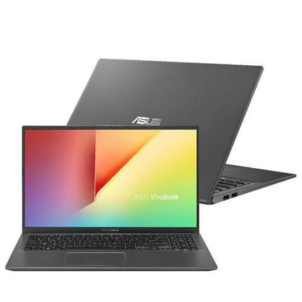 "Notebook - Asus X512fb-br501t I5-10210u 1.60ghz 8gb 1tb Padrão Geforce Mx110 Windows 10 Home Vivobook 15,6"" Polegadas"