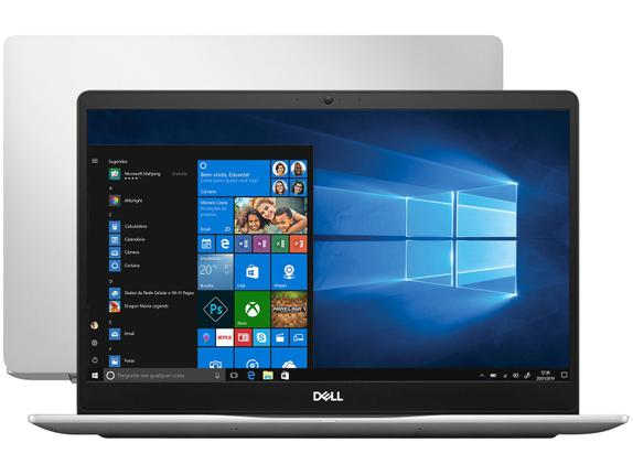 """Notebook - Dell I15-7580-a20s I7-8565u 1.80ghz 8gb 1tb Padrão Geforce Mx150 Windows 10 Home Inspiron 15,6"""" Polegadas"""