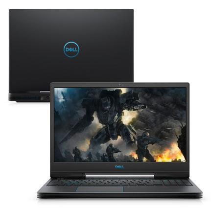 "Notebookgamer - Dell G5-5590-m70p I7-9750h 2.60ghz 16gb 512gb Ssd Geforce Gtx 1660 Ti Windows 10 Home Gaming 15,6"" Polegadas"
