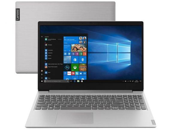"Ultrabook - Lenovo 81xms00000 I3-8130u 2.20ghz 4gb 1tb Padrão Intel Hd Graphics 620 Linux Ideapad S145 15,6"" Polegadas"