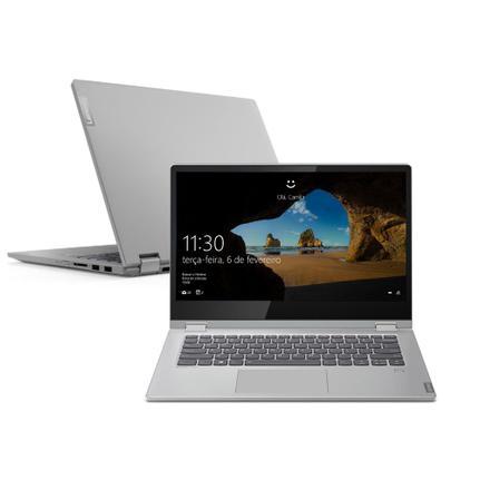 Notebook - Lenovo 81rl0003br I7-8565u 1.80ghz 8gb 256gb Ssd Intel Hd Graphics 620 Windows 10 Professional Ideapad C340 10