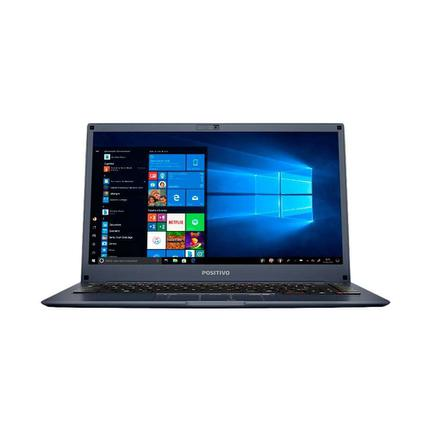 "Notebook - Positivo C464d Celeron N3350 1.10ghz 4gb 64gb Ssd Intel Hd Graphics Windows 10 Home Motion 14"" Polegadas"
